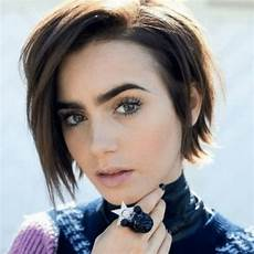 25 chic short hairstyles for thick hair the trend spotter