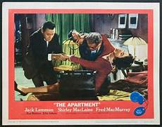 Apartment Lemmon by The Apartment Lemmon Shirley Maclaine 1960 Lc5 Ebay
