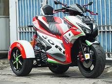 Modifikasi Motor Aerox 155 by Modifikasi Jok Motor Jok Yamaha Aerox 155 Pesanan Mr