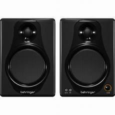 behringer behringer media 40 usb digital monitor speakers