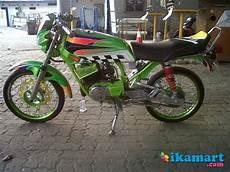 Modifikasi Motor Rx King 1997 by Jual Yamaha Rx King 1997 Sudah Modifikasi Motor