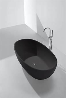 badewanne freistehend schwarz mineralguss badewanne ductilo schwarz freistehend b