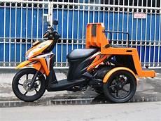 Biaya Modifikasi Motor Jadi Roda 3 by 8 Modifikasi Motor Ini Bikin Kaum Difabel Tetap Keren Di