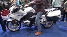 the new 2017 bmw r 1200 rt