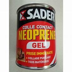 colle contact neoprene gel 750 ml sader mondecor