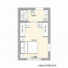 plan suite parentale 17m2
