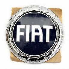fiat emblem logo heckemblem heckklappe barchetta grande