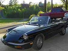 1985 Alfa Romeo Spider For Sale