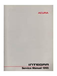auto repair manual free download 1995 acura integra free book repair manuals 1995 acura integra service manual