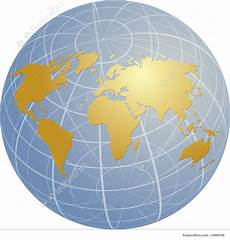 globe diagram globes map of the world on globe grid stock illustration i1868744 at featurepics
