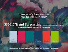 Farbtrends 2017 Mode - springsummer 2017 trend forecasting is a trend color guide