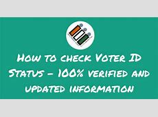 pa voters registration status