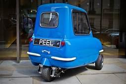 Peel P50 Worlds Smallest 3 Wheeled Car  Joy Enjoys