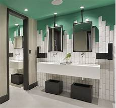bathroom tile ideas bathroom tile idea stagger the tiles instead of ending in a line contemporist