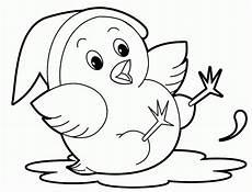 20 Gambar Mewarnai Hewan Untuk Anak Paud Dan Tk