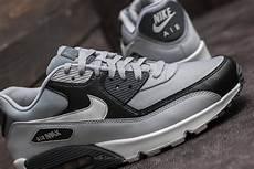 lyst nike air max 90 essential wolf grey white