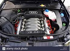 car audi s4 convertible year 2003 view in engine royalty free image