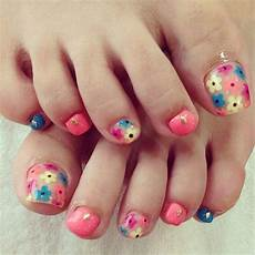 60 cute pretty toe nail art designs styletic