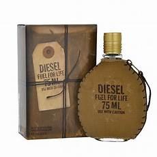 perfume locion diesel fuel for hombre 75 ml original