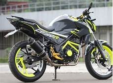 cb150r streetfire modifikasi foto modifikasi all new honda cb150r streetfire