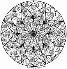 Malvorlagen Bilder Mandala Pin Auf Flowers