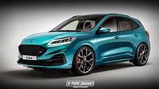 Ford Kuga Rs - el ford kuga st se hace realidad de la mano de x tomi design