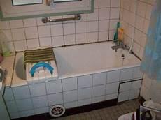 renovation baignoire en baignoire avant transformation en a l italienne