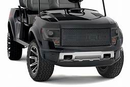 All Electric Ford SVT Raptor Pickup Truck Hits Some