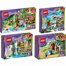 Malvorlagen Lego Friends Ultimate Lego Friends Ultimate Jungle Collection Set 5004242