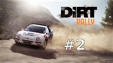 dirt rallye ps4 lets play dirt rally ps4 one pc gameplay german part 2 rally monte carlo