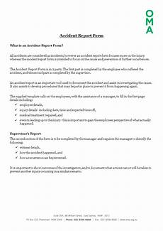 construction job site incident report form templates at allbusinesstemplates com