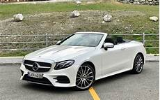 2018 mercedes e class cabriolet who could ask for