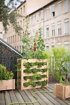 potager vertical balcon conseils jardinage potager balcon jardiner balcon