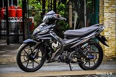Modifikasi Warna Jupiter Mx by Warna Modifikasi Jupiter Mx Kumpulan Modifikasi Motor