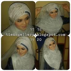 Tutorial Jilbab Pengantin Syar I Part 2 Tien S Gallery