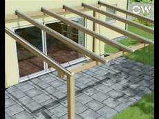 Terrassenüberdachung Selber Bauen - stegplatten verlegeanleitung policarbonato alveolar