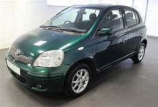 Used 2005 Toyota Yaris Vvti T Spirit For Sale In West
