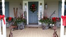 Front Porch Decorations by How I Dressed Up My Front Porch For And The