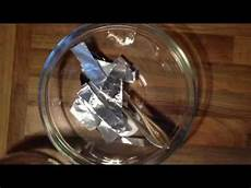 Silberbesteck Putzen Mit Chemischer Reaktion Silber
