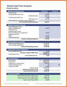 6 escrow analysis spreadsheet excel spreadsheets group
