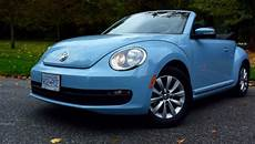 Review 2015 Volkswagen Beetle Cabrio Offers Charm And