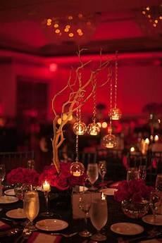 black red wedding centerpieces www armoniapr com tablescape gold wedding centerpieces
