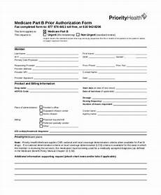 medicare prior authorization form free 39 authorization form templates pdf