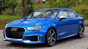 The New 2018 Audi RS3 Release Date Price  Specs And Best