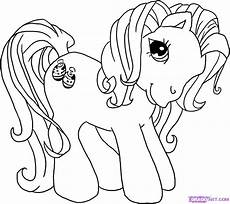 my pony coloring pages free printable pictures
