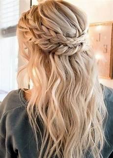 55 elegant prom hairstyles belletag