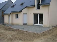 dalle terrasse beton couler une dalle terrasse b 233 ton