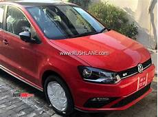 volkswagen polo 2019 india launch 2019 vw polo facelift 2019 vw vento facelift spied