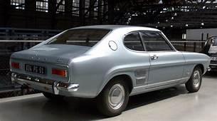 POWER CARS Ford Capri 1700 GT