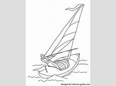 Disegno di vela sport da stampare   Disegni da colorare gratis